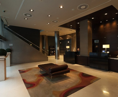 Reception Hotel Conqueridor