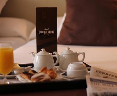SERVIZIO IN CAMERA Hotel Conqueridor